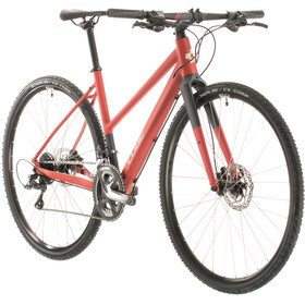 Cube SL Road Trapez red/grey